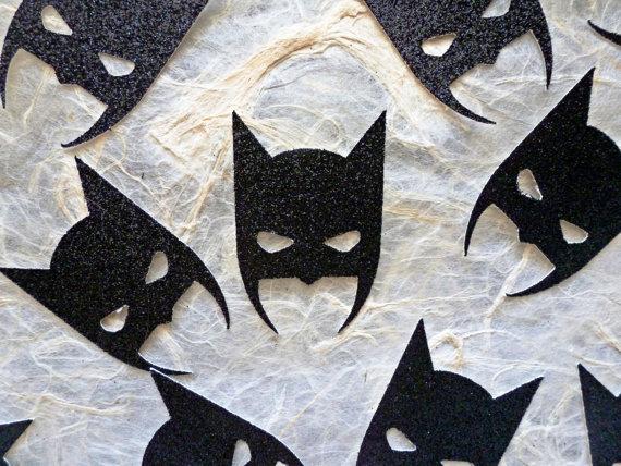 13 69 10 De Descuento Glitter Batman Super Hero Tematica Evento Mesa Confettis Nino Cumpleanos Boda Scatters Fiesta Scrapbooking