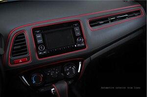 Image 1 - Filet autocollant décoratif de style de voiture 5m