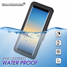 Heavy Duty Water Resistant Case For Samsung