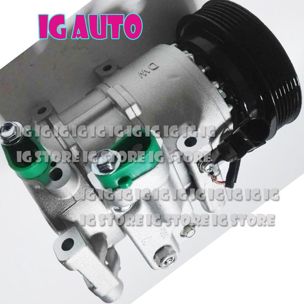 Auto AC Compressor For Kia Cerato 1.6 2004 2005 2006 2007 2008 2009 977012F800AS 977012F800 97701-2F800 97701-2F900 977012F900