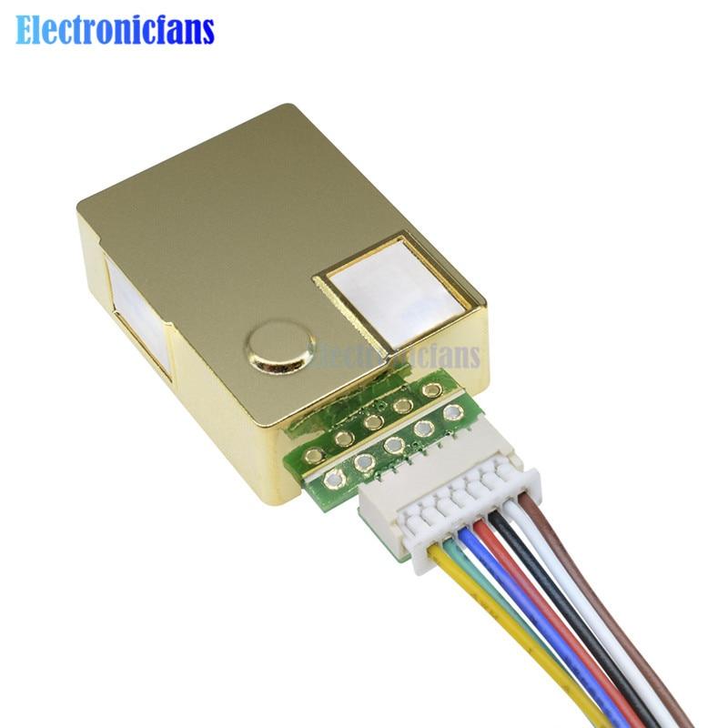 MH Z19 infrared co2 sensor for co2 monitor MH Z19B Carbon Dioxide Sensor MH Z19B CO2 Module UART PWM Serial Output 0 5000PPM Sensors     - title=