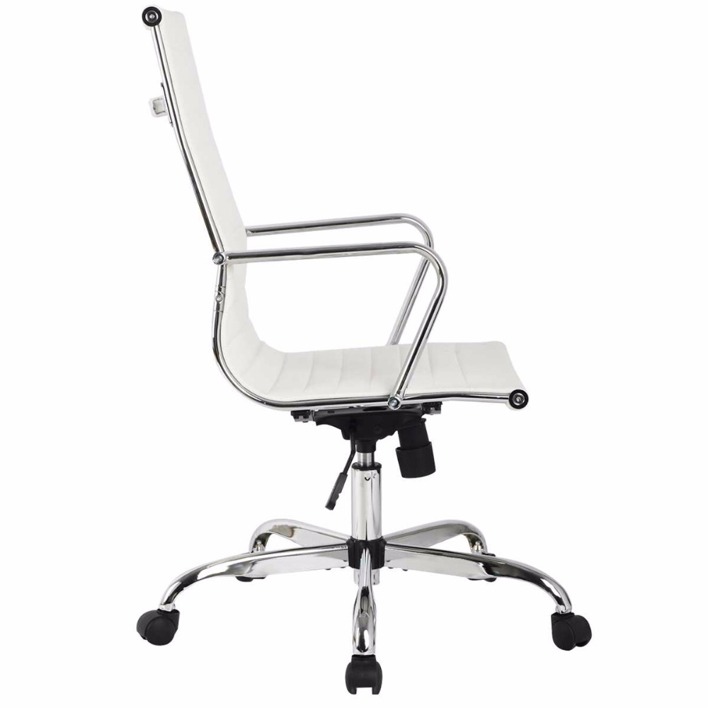task chair swivel office products homcom computer leather ergonomic seat pu executive
