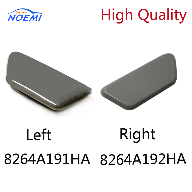 YAOPEI New Left or Right For Mitsubishi Outlander XL 13 <font><b>Headlamp</b></font> <font><b>Washer</b></font> Cap <font><b>Cover</b></font> LH 8264A191HA 8264A192HA RH image