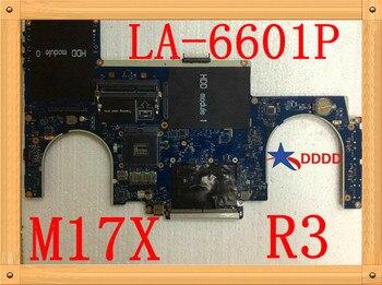 Original para DELL para ALIENWARE M17x R3 CN-0GFWM3 0GFWM3 placa base GFWM3...