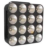16x30W Disco Light LED Matrix Blinder Pixel Panel 30W COB RGB Led DJ Background Effect LED Matrix Light for DJ Party Event Show