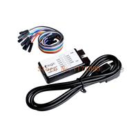 New USB SALEAE 24M 8CH Logic Analyzer W Lines And USB Cable For SCM