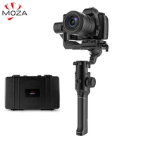 Moza Air 2 3 Axis Handheld Gimbal Stabilizer Hard Protection Carrying Case for A7S A7R3 GH4 DSLR Mirrorless Camera Payload 4.2kg