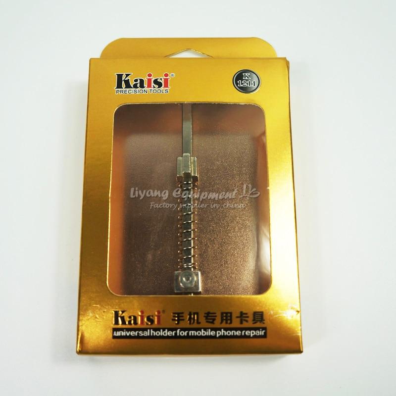 Kaisi K-1211 PCB Holder Jig Holder Work Station SMD Soldering Platform for Mobile Phone Circuit Board Clamp Fixture Repair Tools  цены