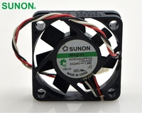 Sunon Original KDE2404PFVX Double Ball Bearing Cooling Axial Fan DC 24V 1 9W 4010 40 40