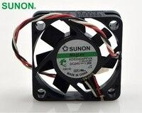 Sunon Original KDE2404PFVX Double Ball Bearing Cooling Axial Fan DC 24V 1 9W 4010 40 40