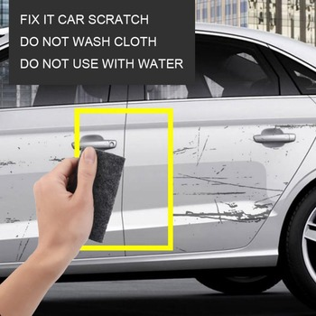 Car Scratch Repair Cloth Brush Nano Material Surface Rags Car Cloth For Automobile Light Paint Scratches Remover Scuffs [category]