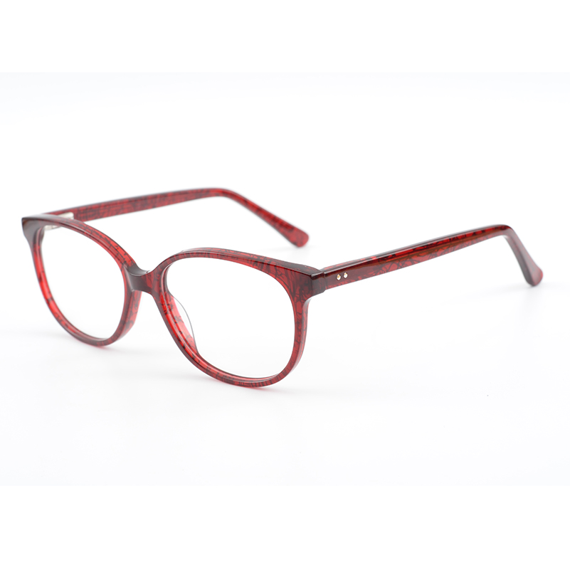 Men Women Healthy Comfortable Acetate Optical Glasses Frame Stylish ...