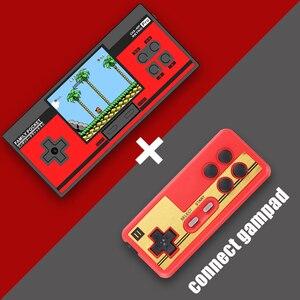 Image 4 - RS88 Familie Tasche Spielkonsole Retro Tragbare Mini Handheld Spiel Player Eingebaute 348 Klassische Spiele 3,0 Zoll Farbe LCD Für NES G