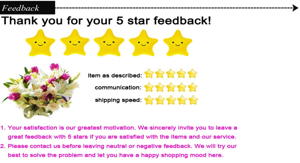 3 feedback