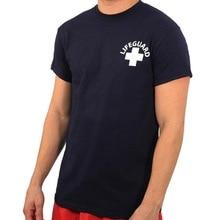 268494922 LIFEGUARD MUSCLE VENICE BEACH T Shirts Men RETRO CA LA CALI BAYWATCH T-Shirt  Women