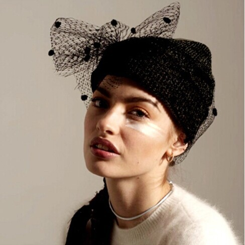 New 2017 Winter Knit Beanies Veil gauze women's knitted Hat Thermal Mesh Female Fashion party cap Star with money mvava smart switch white crystal glass panel 3 gang 1 way wall touch switch remote control eu switch remote light switch