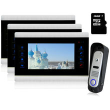Homefong 7 inch Key Lcd Video With Office Home font b Door b font Phone Video