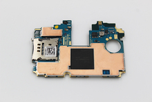 Oudini 100% UNLOCKED 32 GB iş için G2 D802 Anakart, orijinal LG G2 D802 32 GB Anakart Testi 100%