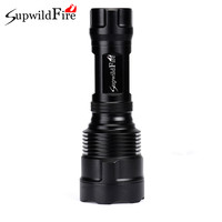 High Quality Super Bright 38000Lm 15x CREE XML T6 LED 5Mode 26650 Flashlight Torch Light Lamp