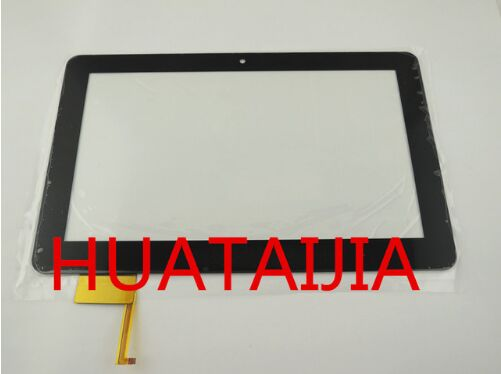 New 10.1 inch For MAGPAD MP1041 Tablet Capacitive touch screen panel Digitizer Glass replacement Free Shipping black new 7 inch tablet capacitive touch screen replacement for pb70pgj3613 r2 igitizer external screen sensor free shipping