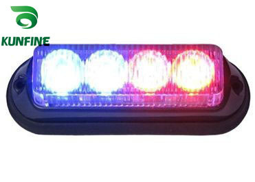 New Avail 100% water-proof  LED strobe light 4*1W High Power LEDs With flash Patterns KF-L3018