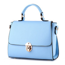 Fashion Female Elegant Women Handbag High Quality Leather Shoulder bag Girls Messenger Bag Casual Tote Bags Colorful