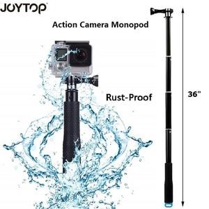 """Image 1 - Macchina Fotografica di azione di POV Pola 36 """"Immersioni Surf Allungabile GoPro selfie Stick Pole Bastone Monopiede Per GoPro HERO 5 4 3 per SJCAM YI"""
