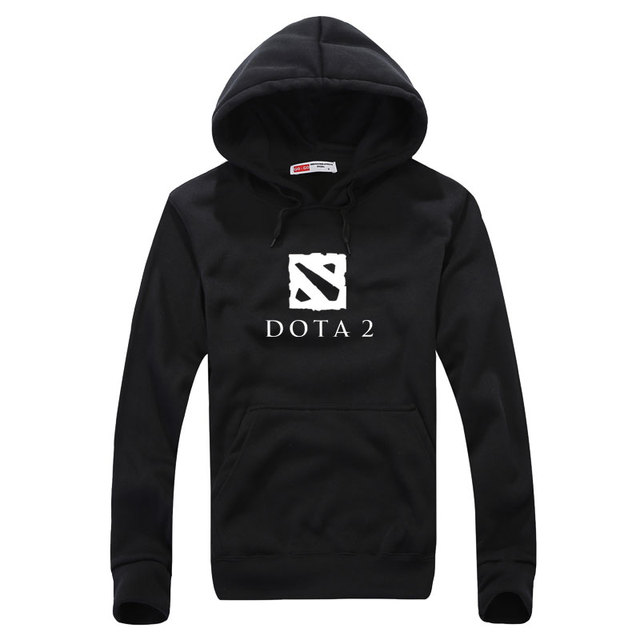 Hot 2015 Spring&Autumn Men's Game Dota 2 men hoodies  Casual Sweatshirts men free shipping