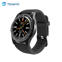 Teamyo G8 Smart Watches Blood Pressure Monitor Watch Support SIM Card Fitness Bracelet Activity Tracker GPS