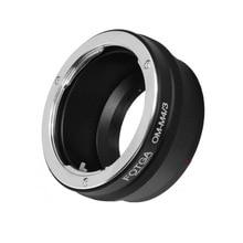 FOTGA Adapter Ring đối với Olympus OM lens để Panasonic Micro 4/3 m4/3 E PL7 OM D GH4 GX7 G5 G7