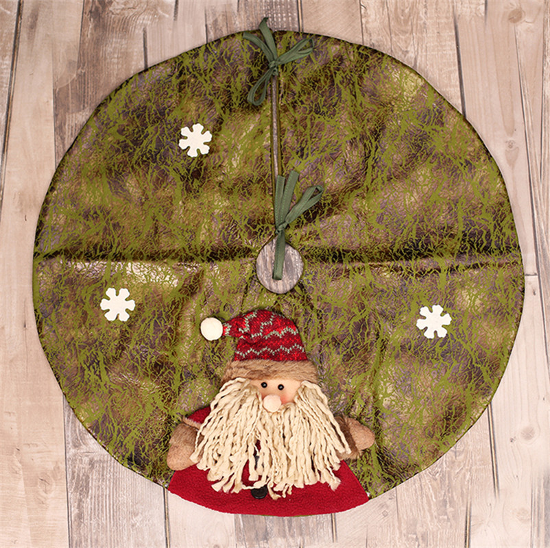 Extra Large 60'' Christmas Tree Skirt For Christmas