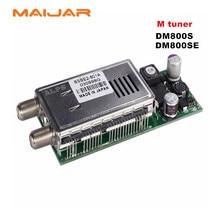 ALPES sintonizador M versión 801A trabajo para enigma2 DVB-S2 receptor digital de satélite 800HD S de calidad superior y de la señal