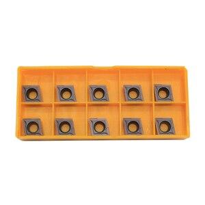 20 штук ccmt09t304 VP15TF токарный инструмент токарный станок внутренний Расточные инструменты CCMT 09t304 карбида вставки Токарные станки резец инстру...