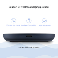Xiaomi Wireless Charger Qi Smart Quick Charge Fast Charger 7.5W for Mi MIX 2S iPhone X XR XS 8 plus 10W For Sumsung S9