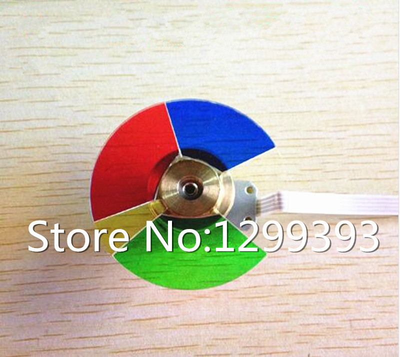 Projector Color Wheel for  BEN.Q  PB6110  Free shipping projector color wheel for optoma dm13 dm15