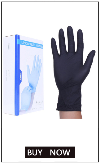 (XL) 50Pairs Sterilized Latex Rubber Nitrile Purple Blue Disposable Tattoo Gloves New Tattoo Accessories accessoire de tatoo 5
