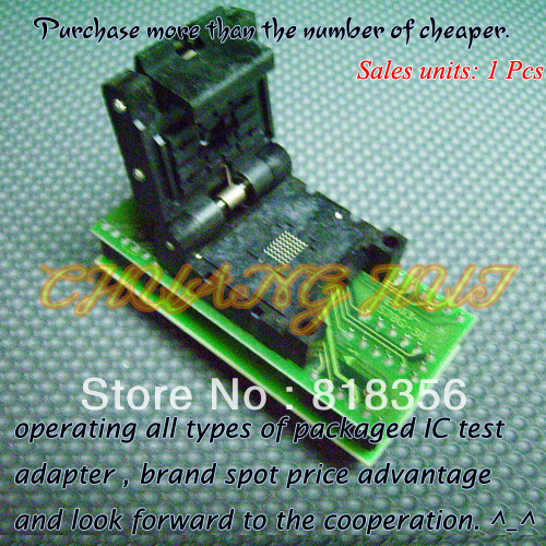 TE003-57BG-38 Programmer Adapter BGA Adapter/IC SOCKET/IC Test Socket
