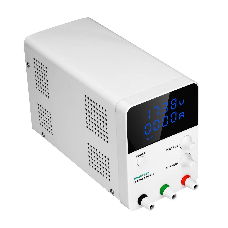 Nouveau Mini réglable numérique DC laboratoire interrupteur alimentation multifonction LED laboratoire Source banc alimentations usine maison - 3