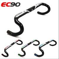 2019 neue ec90 Carbon Faser Fahrrad Lenker Von Der Straße EC90 Aero Carbon rennrad lenker Externe kabel 31 8*400 420 440 MM