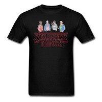 Stranger Things T Shirts Men Women Kids Funny Short Sleeve Shirt Tee Shirts Homme Fashion Casuals Tops Tshirts Tops Tees XS 3XL