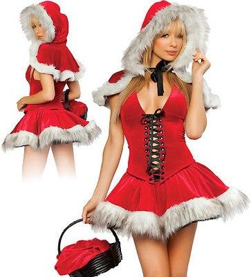 free shipping supply Christmas hat coat skirt new Christmas dress sexy costumes Christmas nightclub new red Christmas