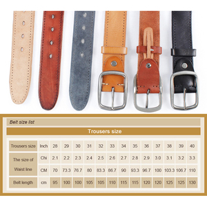 Image 5 - MEDYLA New Brand Leather Belts For Men Casual pants jeans Leather Soft High Quality Genuine Leather Mans Belt MD507 Dropship
