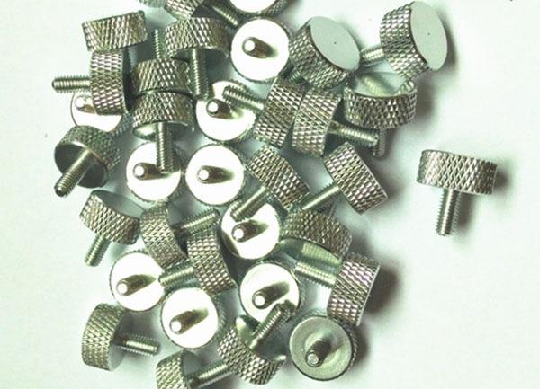Computer hard drive screws 6#-32*6mm phillips countersunk head teeth 3.5 coarse