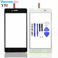 5 0 Inch Touch Screen Lens Sensor Original Touch Panel Perfect Repair Parts For BBK VIVO