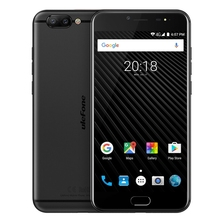Ulefone T1 Dual Rear Camera Mobile Phone RAM 6GB+ROM 64GB 5.5 inch FHD Android 7.0 16MP Global version Fingerprint 4G Smartphone