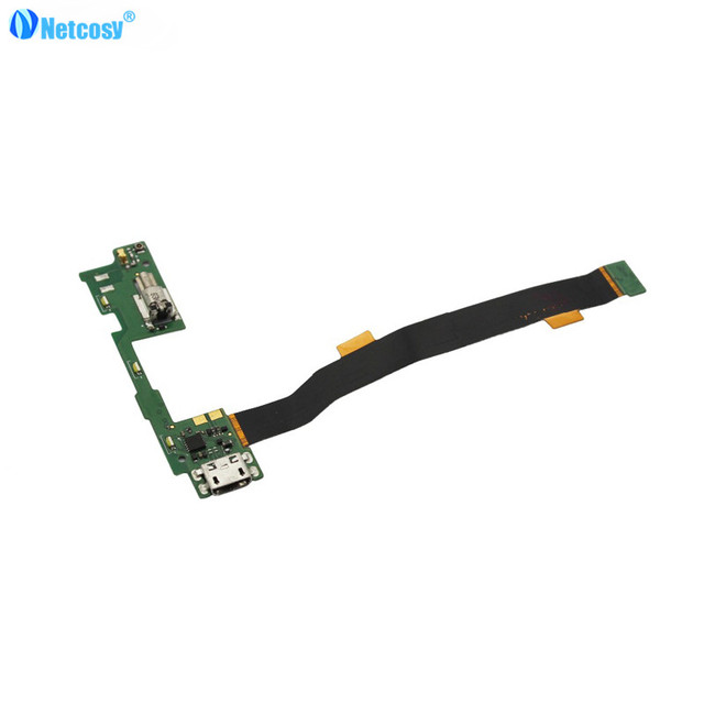 US $7 99 20% OFF|Netcosy USB Charging Dock Connector Flex Cable Ribbon  replacement parts For Alcatel One Touch idol alpha 6032 -in Mobile Phone  Flex