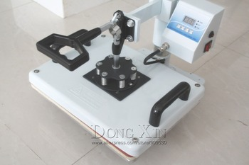 New 30*38CM 8 in 1 Combo Heat Press Machine Sublimation Transfer Machine Sublimation Printer for T-shirts Cap Mug Plates dhl free dhl free multifunctional sublimation heat press machine 6 in 1 for cap mug plates t shirts printing