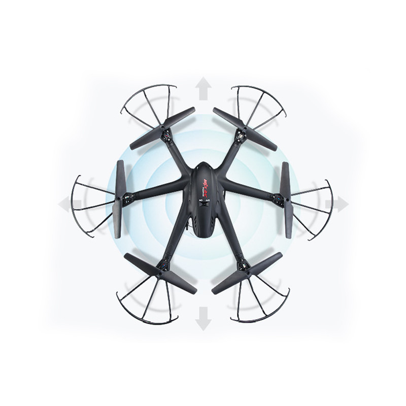 Mjx X601h X Xeries Wifi Fpv Helicopter Quadcopter With 720p Hd
