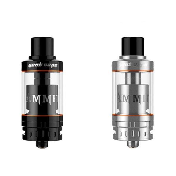 100 original GeekVape Ammit RTA atomzier single coil clearomizer e cigarette vaporizer vapor gift Geekvape Organic