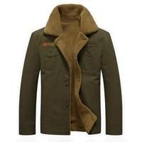 Army Jacket Tactical Men Winter Warm Thick Military Bomber Jacket Coats Men Air Force Pilot MA1